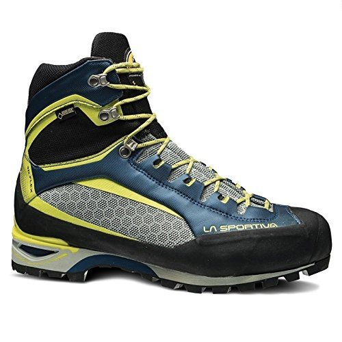 21A-606702-45 45 M EU La Sportiva Trango Tower GTX Hiking Shoe, Ocean/Sulphur, 45