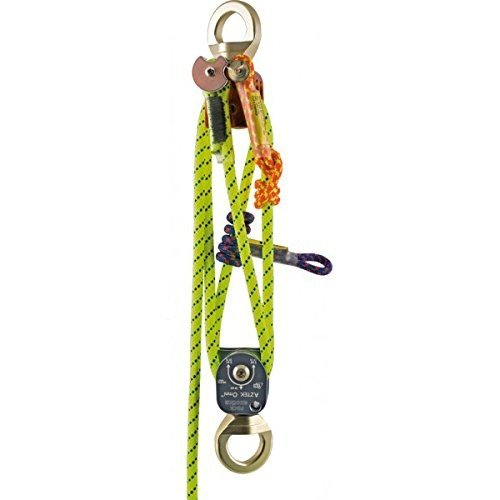 Rock Exotica Aztek Pulley & Rope Set CE/UIAA (Standard)