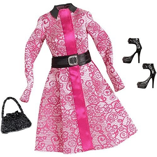 CFX96 Barbie Complete Look Fashion Pack #4