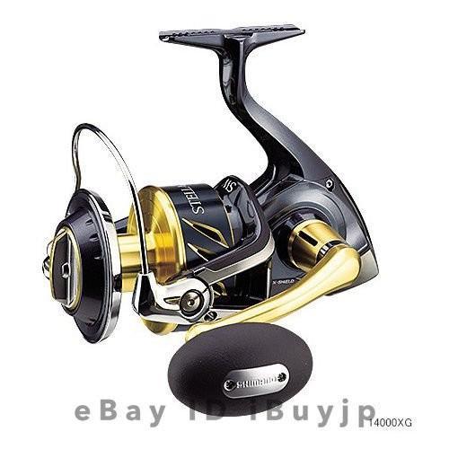 Shimano 13 Stella SW 14000XG Saltwater Spinning Reel 031273 Japan JDM 14000 2013