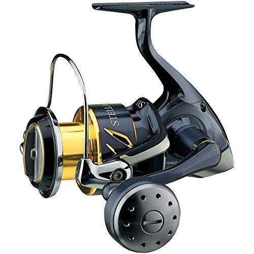 STL5000SWBPG STL 5000 SWB PG Shimano Stella SW STL5000SWBPG Spinning Fishing Reel, Gear Ratio: 4.6:1
