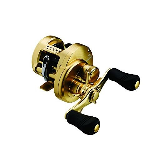11.5-Left-Hand-30 SHIMANO Calcutta Conquest CTCNQ301 Reel - Right-Handed