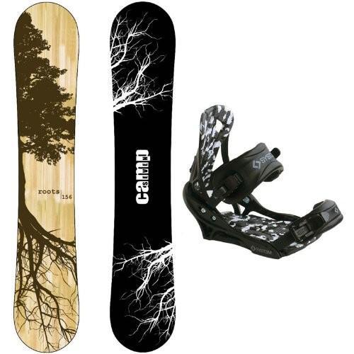 【日本未発売】 159 cm Camp Seven Snowboard New Roots CRC Snowboard Roots +APX cm) Bindings Men's Snowboard Packages (159 cm), チクマシ:2b4afea4 --- airmodconsu.dominiotemporario.com