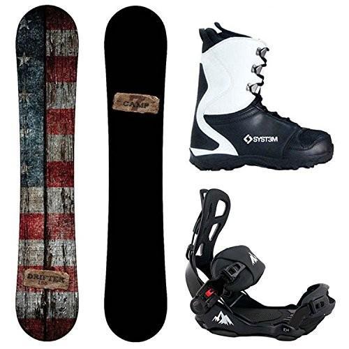 55%以上節約 Boot Size LTX 10 Camp Seven Snowboard Package Drifter CRCX Binding 2018 Snowboard-159 cm-System LTX Binding Large-System 2018 APX Snowboard Boots-10, ブランド古着の買取販売カンフル:d6f223d4 --- airmodconsu.dominiotemporario.com
