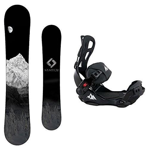 割引発見 Large Bindings Camp Seven Package-System MTN CRCX 2018 Snowboard-156 cm-System LTX Binding Large, 39サンキューメガネ a2bc12a0