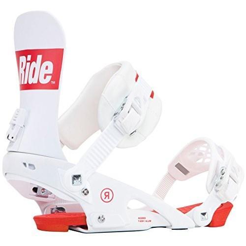 【初回限定お試し価格】 Medium Snowboard Ride Rodeo Snowboard Bindings Medium White Medium Ride (5-9), ナガハマシ:362bbdb3 --- airmodconsu.dominiotemporario.com