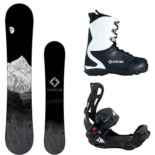 正規代理店 Boot MTN Size 12 cm System Package MTN CRCX CRCX Snowboard-147 cm LTX Binding Large APX Snowboard Boots 12, レインボールーム:6bea5028 --- airmodconsu.dominiotemporario.com