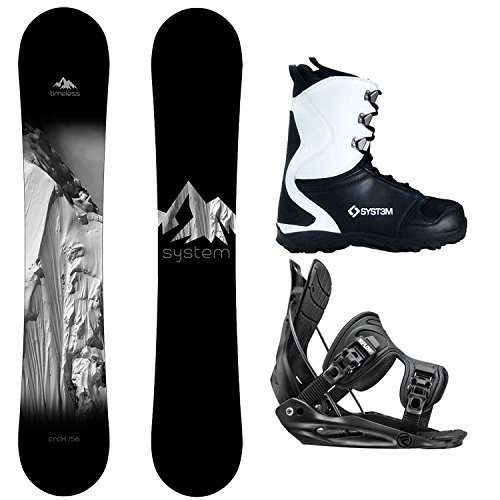 【時間指定不可】 Boot Size 8/Large Bindings System Package Timeless Snowboard 153 cm-Alpha MTN Large-APX Snowboard Boots Size 8, パーツショップジェニュイン 7c50afbf