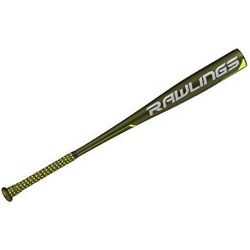 BB8P3-33/30 33 inch/30 oz Rawlings Prodigy Alloy BBCOR High School/Collegiate Baseball Bat, 33
