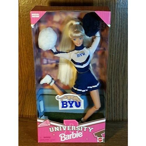 バービーBYU - University Barbie - Cheerleader