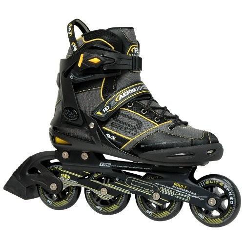I259-09 9 Roller Derby AERIO Q-60 Men's Inline Skates, 9