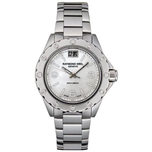 愛用  6170-ST-05997 Raymond Weil Raymond Women's 6170-ST-05997 6170-ST-05997 Spirit Diamond Accented Stainless Stainless Steel Watch, ポランカのリネン:28b089fa --- airmodconsu.dominiotemporario.com