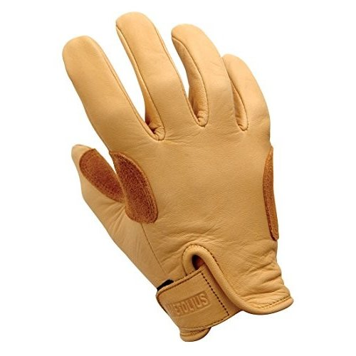 Metolius Small Metolius Belay Glove Full Finger - Natural - Small