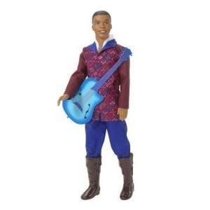 M0792 Mattel Barbie & The Diamond Castle Prince Jeremy Ken Doll (AA)