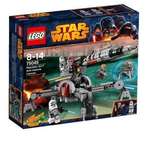 レゴLego 75045 Star wars - AV-7 Anti-Vehicle Cannon by LEGO
