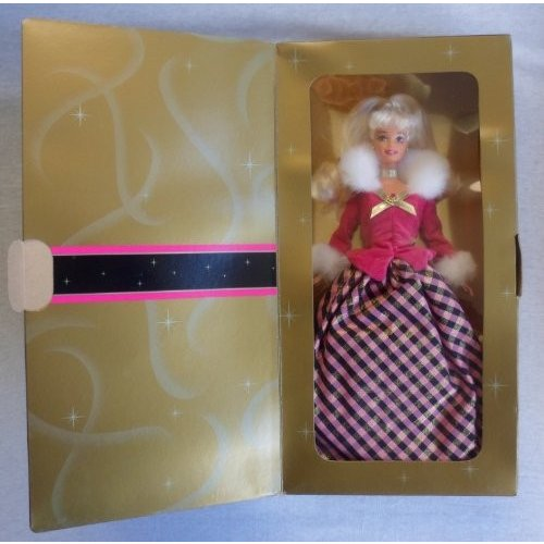16353 Barbie Doll is approx. 11.5