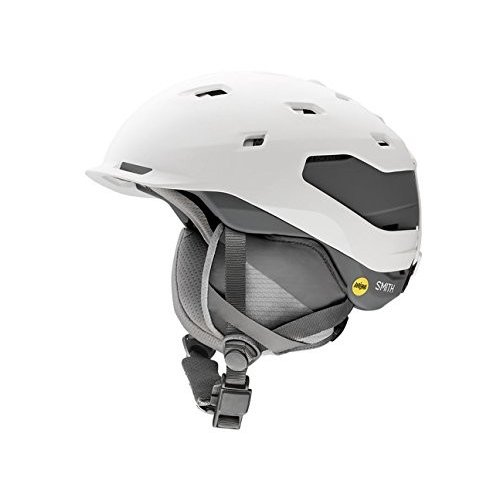 【30%OFF】 Smith Medium Smith Smith Optics Quantum Adult Mips Optics Ski Snowmobile Snowmobile Helmet - Matte White Charcoal/Medium, オイワケチョウ:d5435758 --- airmodconsu.dominiotemporario.com