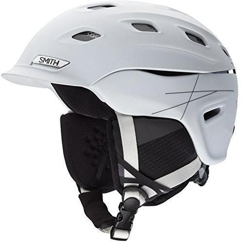 スノーボードSmith Optics Vantage Adult Snow Snowmobile Helmet - Matte 白い/Medium