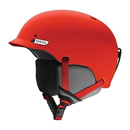 Small (51-55CM) Smith Gage : Snow Helmet (Matte Sriracha, Small)