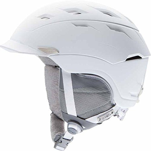 新入荷 Large (59-63cm) Smith Optics Valence Women's Ski Snowmobile Helmet , Matte White , Large, リュウヨウチョウ 95822e8f