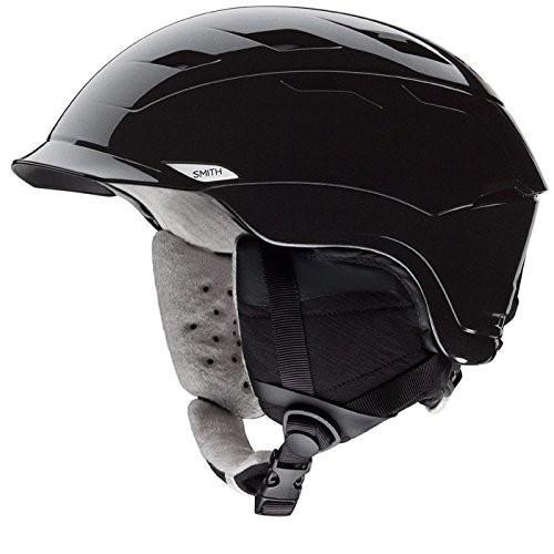 Valence Medium (55-59cm) Smith Optics Valence Adult Ski Snowmobile Helmet - 黒 Pearl/Medium