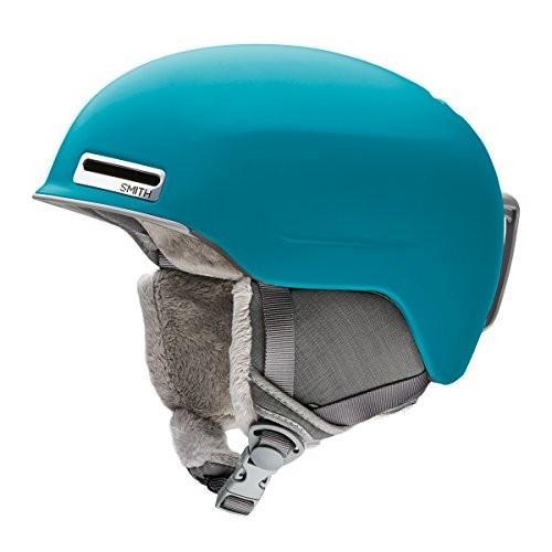 Smith Large 59-63 cm Smith Optics Womens Allure MIPS Ski Snowmobile Helmet - Matte Mineral/Large