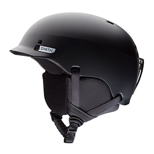 Smith Small (51-55CM) Smith Optics Gage Jr. Ski Snowmobile Helmet - Matte 黒/Small