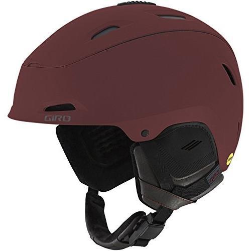 【待望★】 Giro Small Giro Range MIPS Snow Helmet (52-55.5cm) Range Matte Maroon Giro Mountain Division S (52-55.5cm), 広陵町:094fbf73 --- airmodconsu.dominiotemporario.com