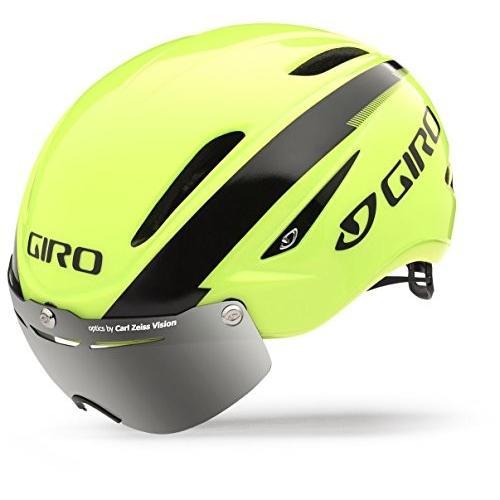 春早割 Giro cm) Small Small (51-55 cm) Giro Air Attack Shield Attack Aero Helmet Highlight Yellow/Black Small (51-55 cm), アカムラ:08aee1bb --- airmodconsu.dominiotemporario.com
