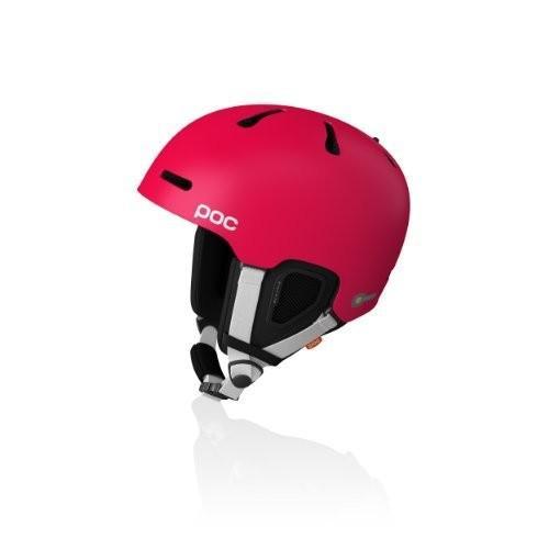 スノーボードPOC Fornix, Lightweight Well-Ventilated Helmet, Bohrium 赤, M/L