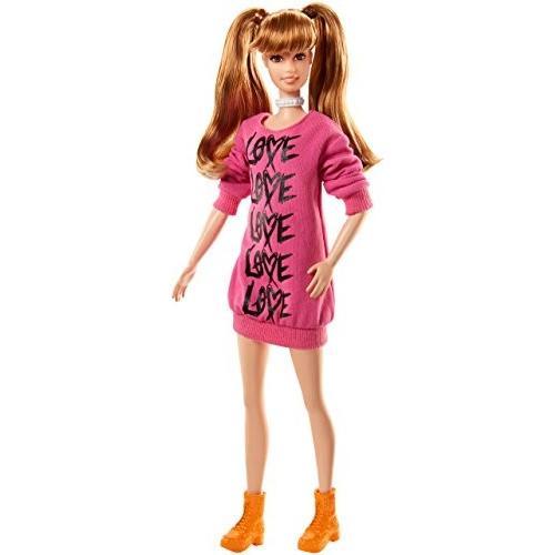 FJF44 Barbie Fashionistas Doll Wear Your Heart