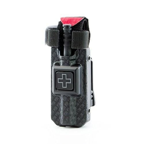 ?RIGID TQ Case for Generation 7 C-A-T Tourniquet, Belt (Tek-Lok) Attachment. Fits Generation 7 and Previous Versions of the CAT T