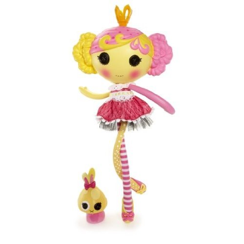ララループシーLalaloopsy Lala Oopsie Doll, Princess Juniper, Large