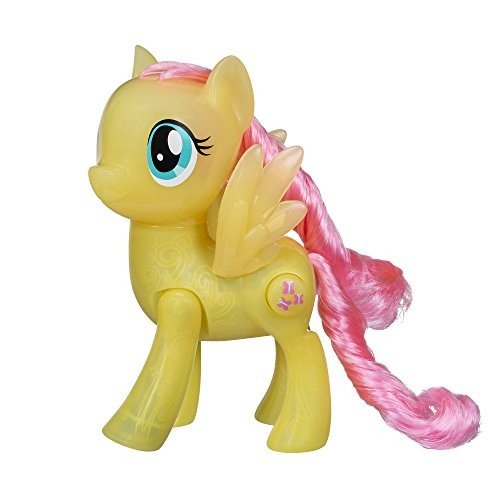 E0686 One Siz My Little Pony Shining Friends Fluttershy Figure