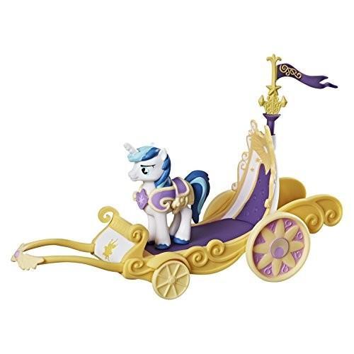 マイリトルポニーMy Little Pony Shining Armor Royal Chariot Set