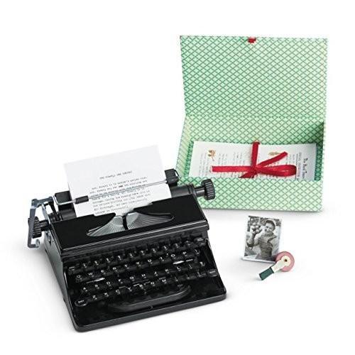 アメリカンガールドールAmerican Girl - Beforever Kit - Kit's Typewriter Set