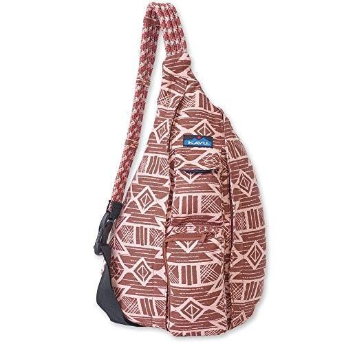 923 One Size KAVU Women's Rope Bag Backpack, Bedrock, One Size