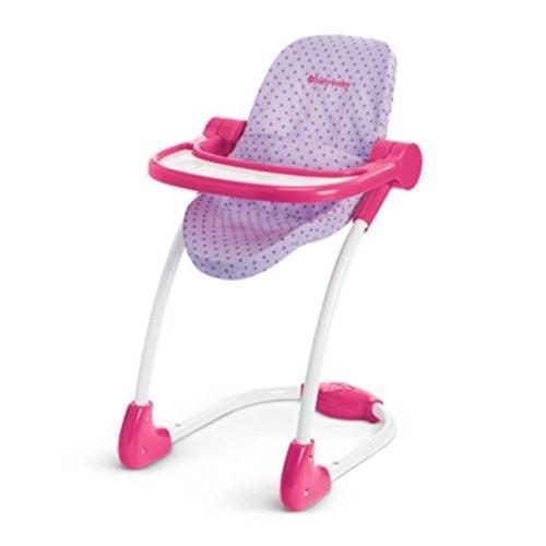 アメリカンガールドールAmerican Girl Bitty Baby High Chair for 15
