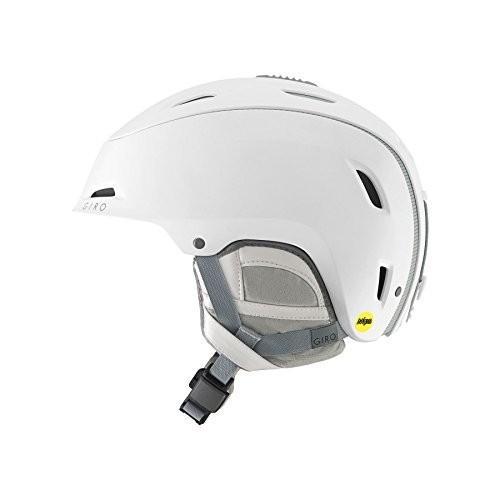 スノーボードGiro Stellar MIPS Women's Snow Helmet Matte 白い M (55.5-59cm)
