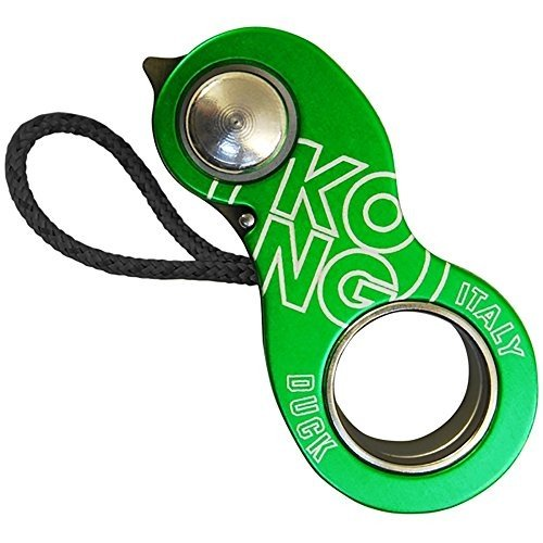 88800NG00KK 63mm KONG USA Duck Ascender 緑/黒 One Size
