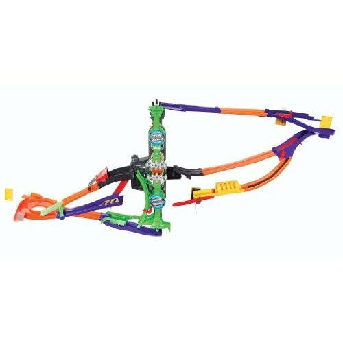 ホットウィールHot Wheels Wall Tracks Roto-Arm Revolution
