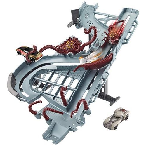 ホットウィールHot Wheels Star Wars Rathtar Escape Playset
