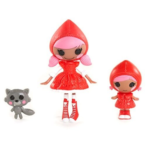 ララループシーMini Littles Sisters- Scarlet Riding Hood & Cape Riding Hood