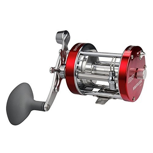 60 KastKing Rover Round Baitcasting Reel, Right Handed Fishing Reel,Rover80