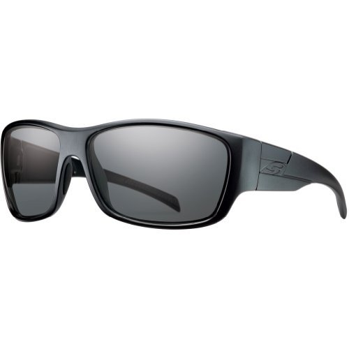 FRONTMAN TACTICAL Polarized Gray Lens Smith Elite Frontman Tactical Sunglasses