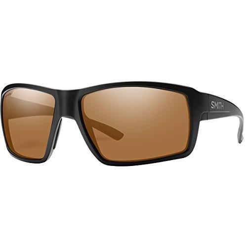 スミスSmith Colson ChromaPop+ Polarized Sunglasses, Matte 黒, Copper Lens