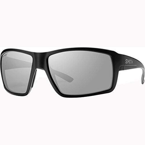男女兼用 CORPGYMMB One Size Smith Optics Adult Colson Polarized Sunglasses, Matte Black/Platinum, Large, ニシアリタチョウ e93045c7