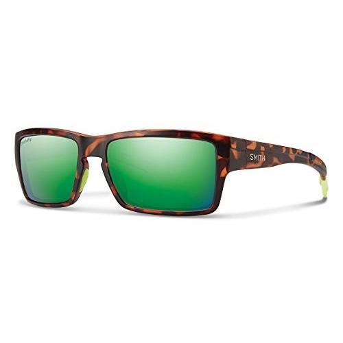 Outlier Smith Outlier Matte Tortoise Neon 緑 Chromapop Sunglasses