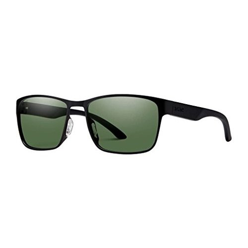 Contra One Size Smith Contra Carbonic Polarized Sunglasses, Matte 黒