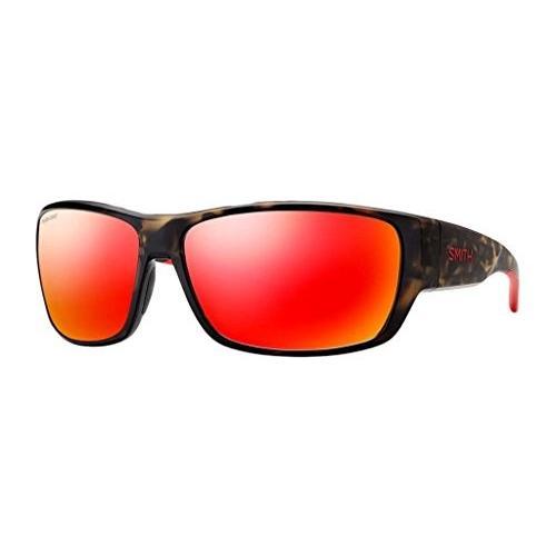 スミスSmith Forge Carbonic Polarized Sunglasses, Matte Camo